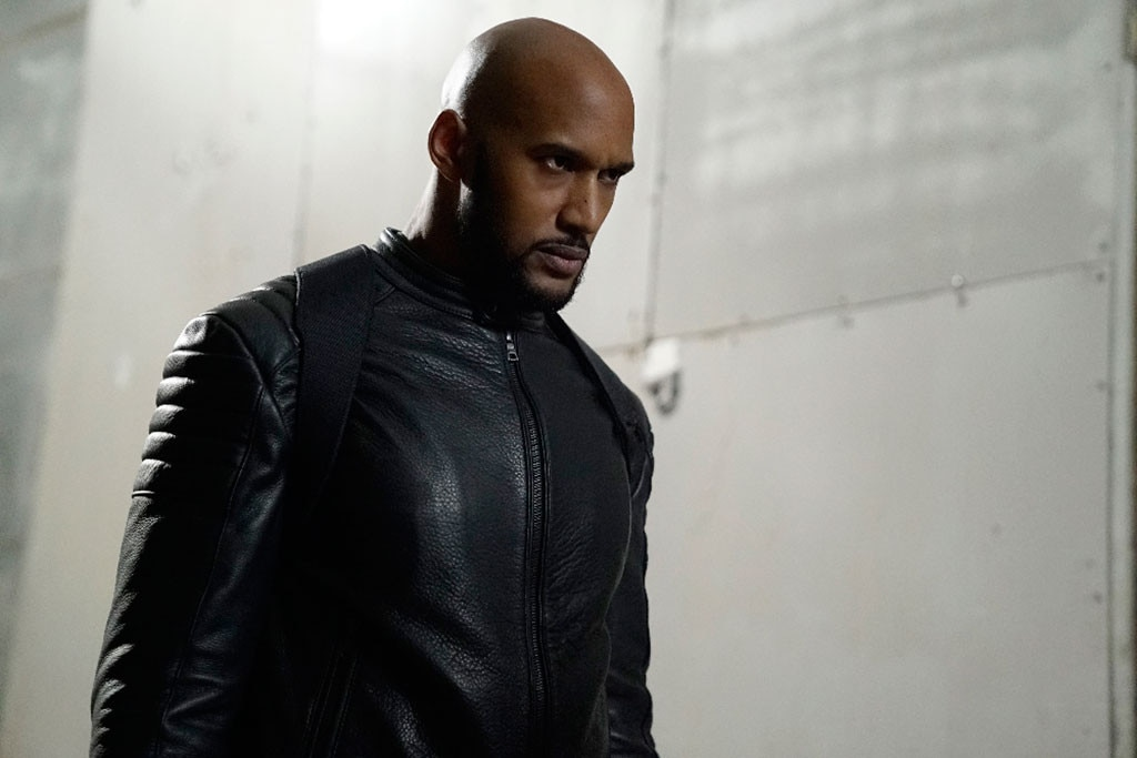 Agents Of S.H.I.E.L.D.'s Henry Simmons Breaks Down That