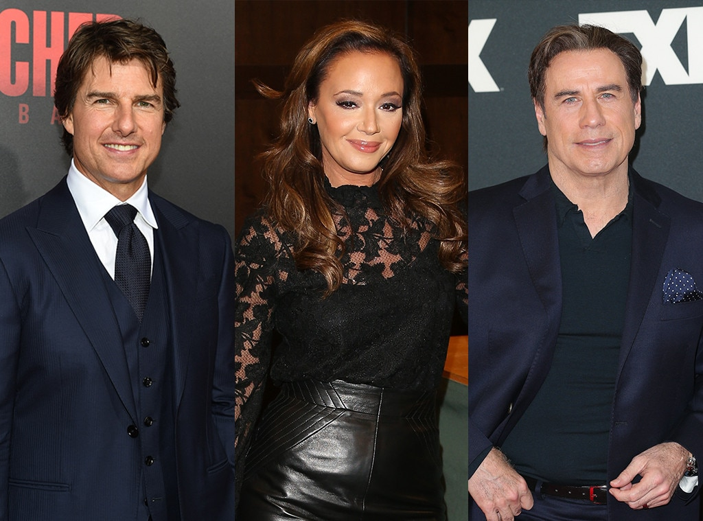 Leah Remini Confirms Scientologists Actually Believe Tom Cruise Is 'Messiah'