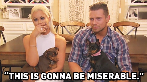 Maryse, The Miz, Total Divas, Total Divas 603