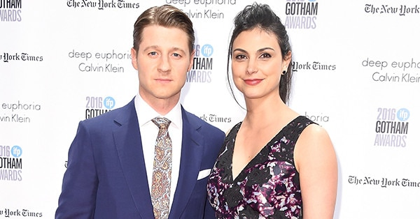 'Gotham' Stars Ben Mckenzie and Morena Baccarin Are Engaged