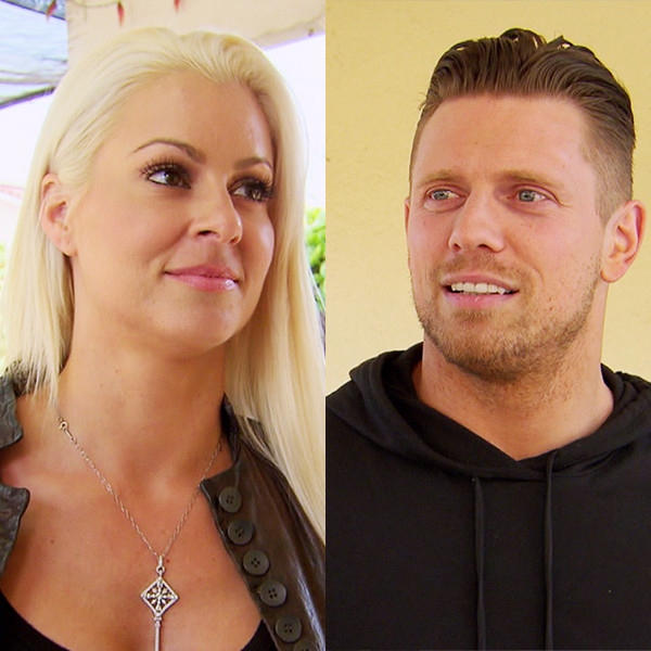 Total Divas, Maryse, The Miz