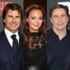 Tom Cruise, Leah Remini, John Travolta