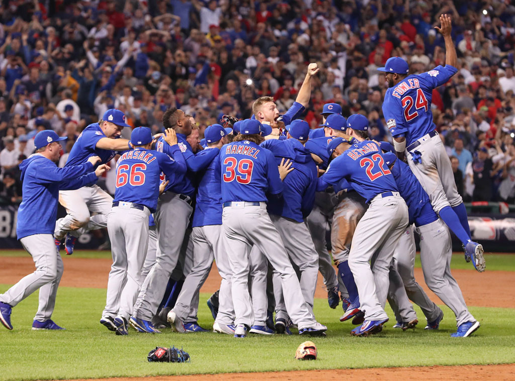 Chicago Cubs, World Series