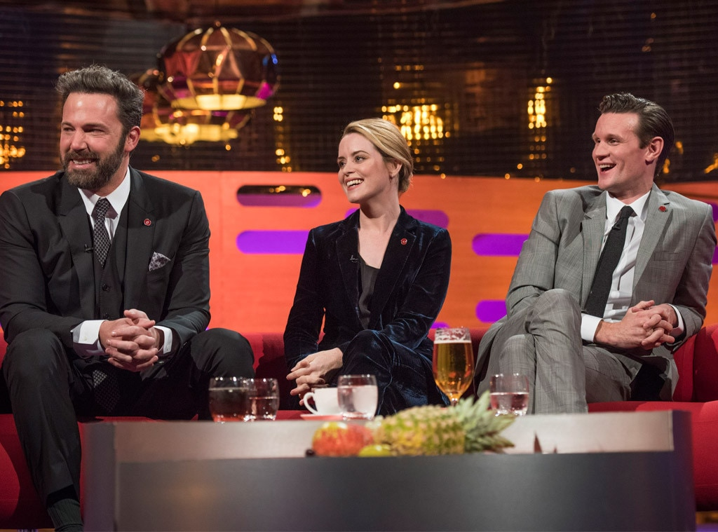 Ben Affleck, Graham Norton Show