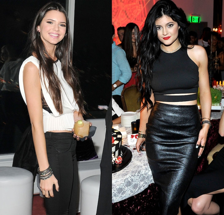 Kendall Jenner, Kylie Jenner, 16th Birthday