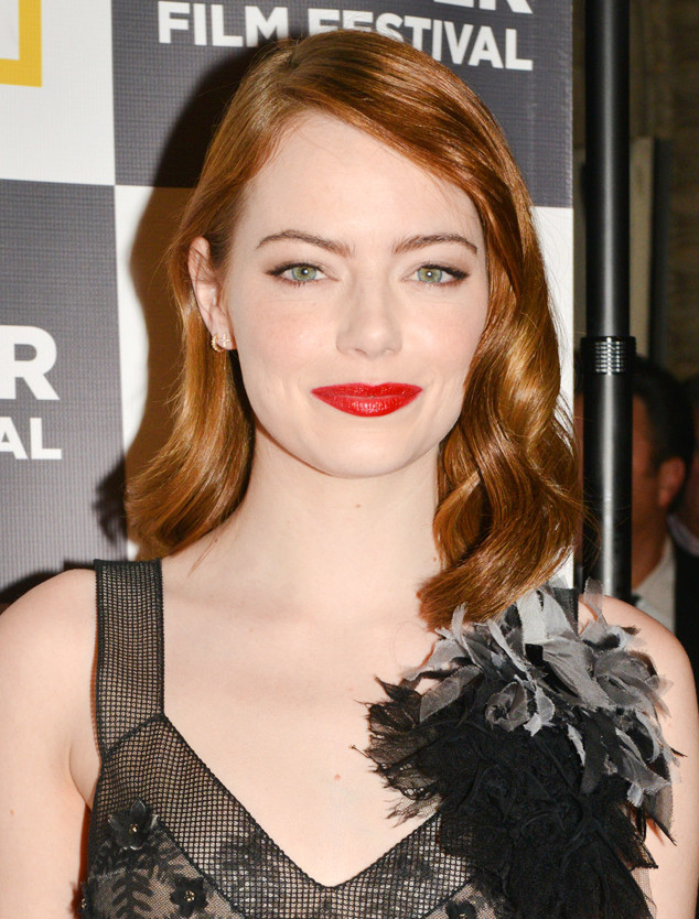 ESC: Emma Stone Beauty Breakdown