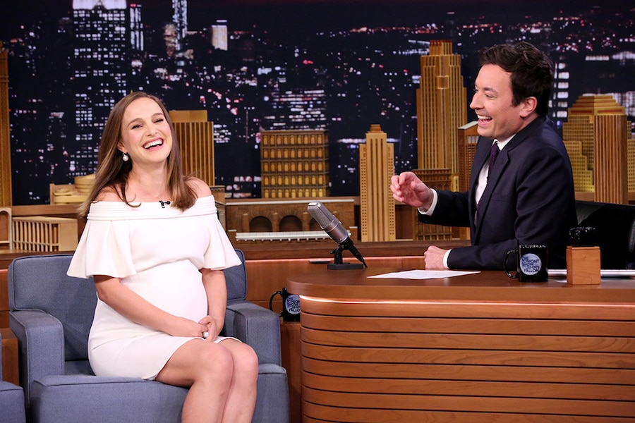 Natalie Portman, The Tonight Show