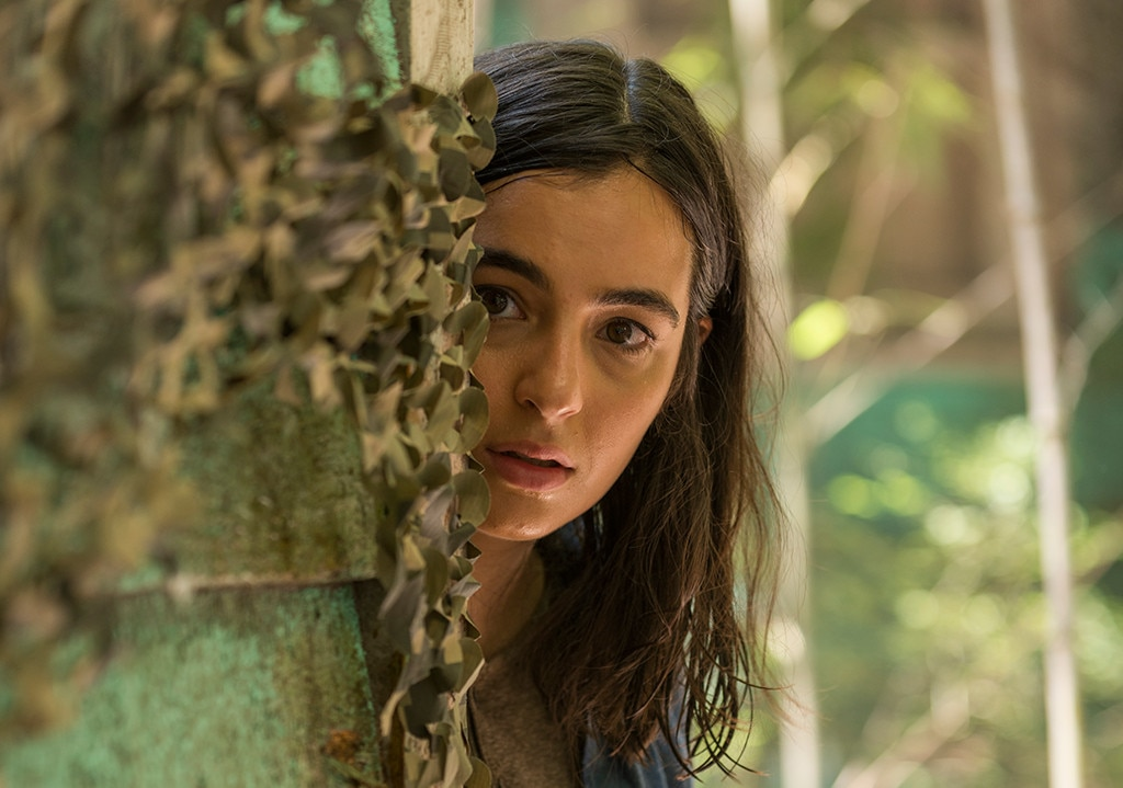 Alanna Masterson, The Walking Dead
