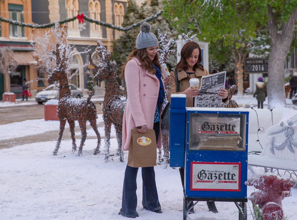 Netflix in talks for new 'Gilmore Girls' episodes