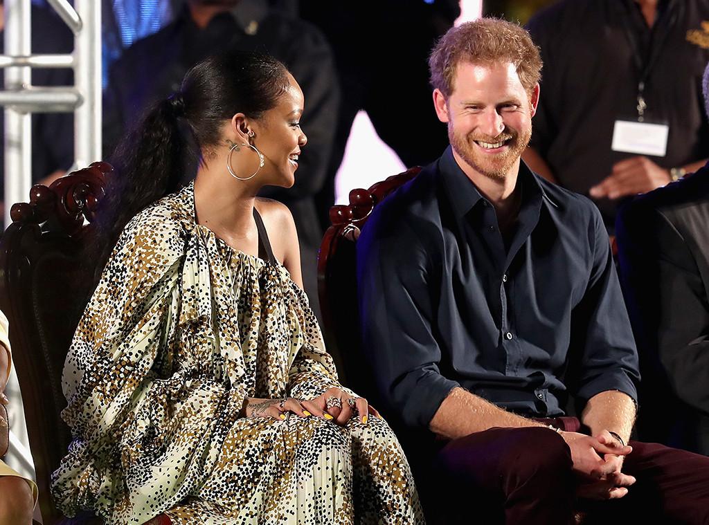 Prince Harry, Rihanna, Barbados