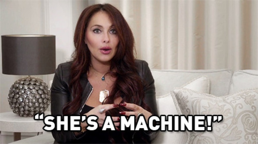 Stella, Mariah's World