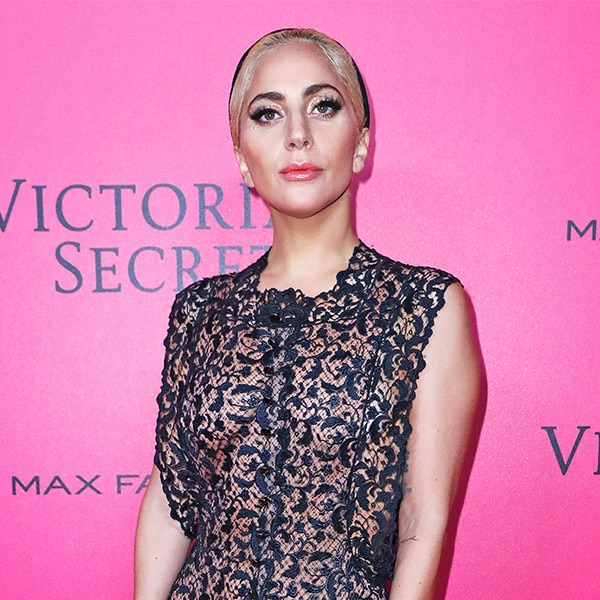 Lady Gaga, 2016 Victoria's Secret Pink Carpet