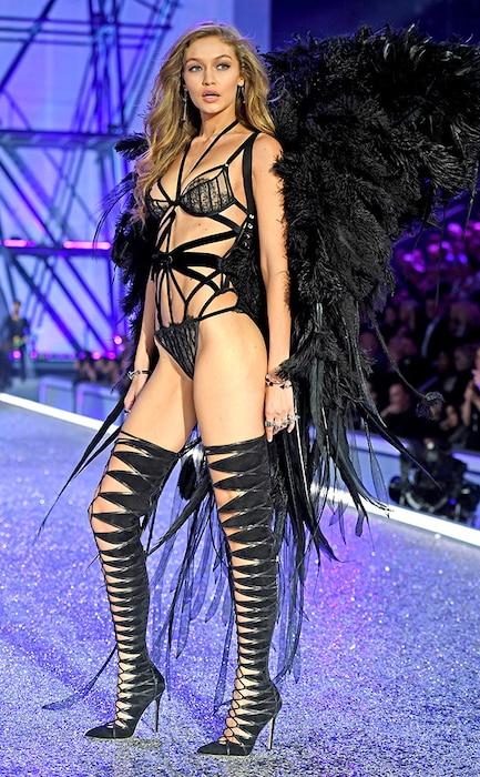 Gigi Hadid, 2016 Victoria's Secret Fashion Show