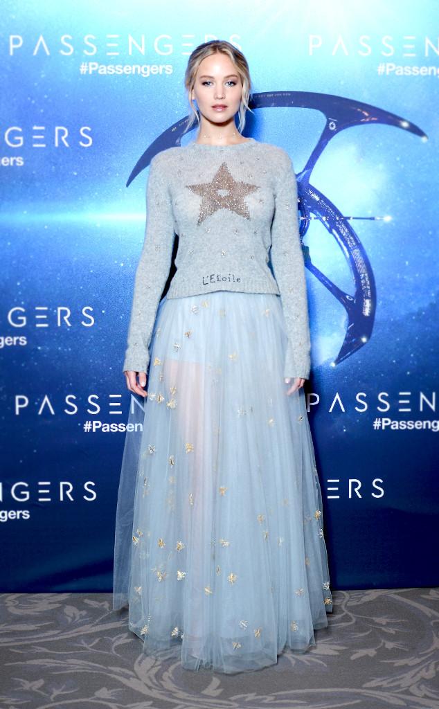 ESC: Dare to Wear, Jennifer Lawrence