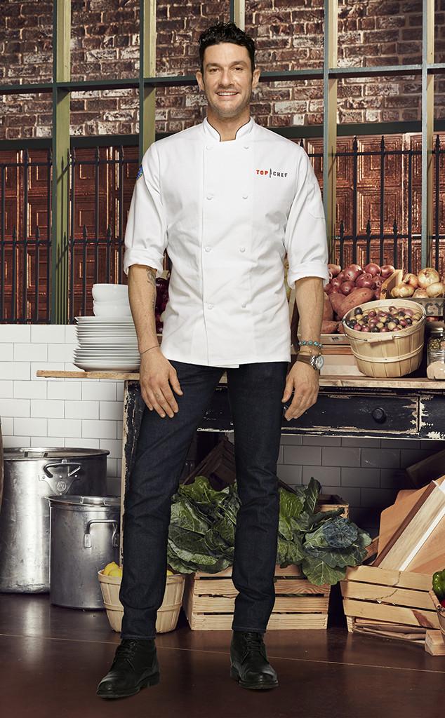 Sam Talbot, Top Chef