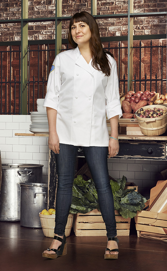 Amanda Baumgarten, Top Chef