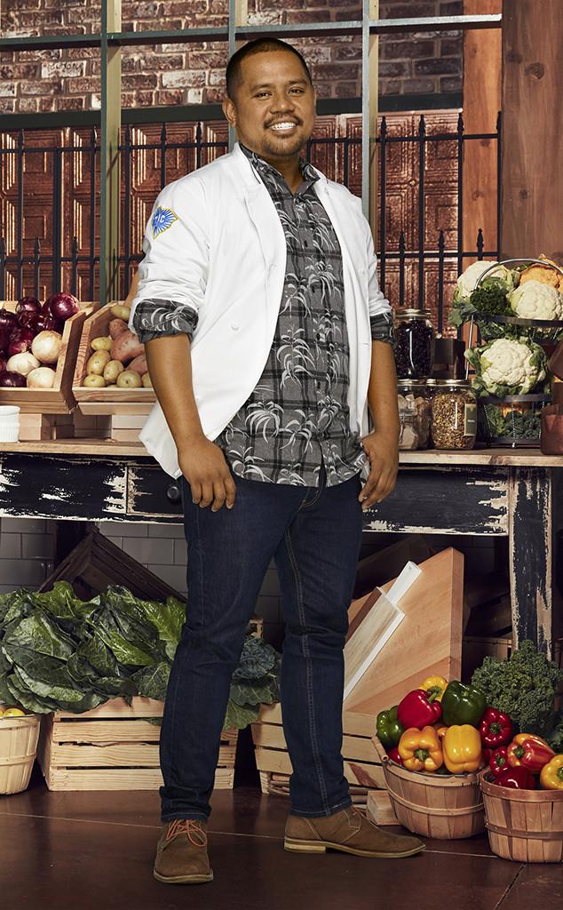 Sheldon Simeon, Top Chef