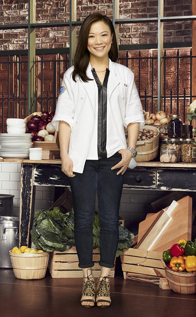 Shirley Chung, Top Chef
