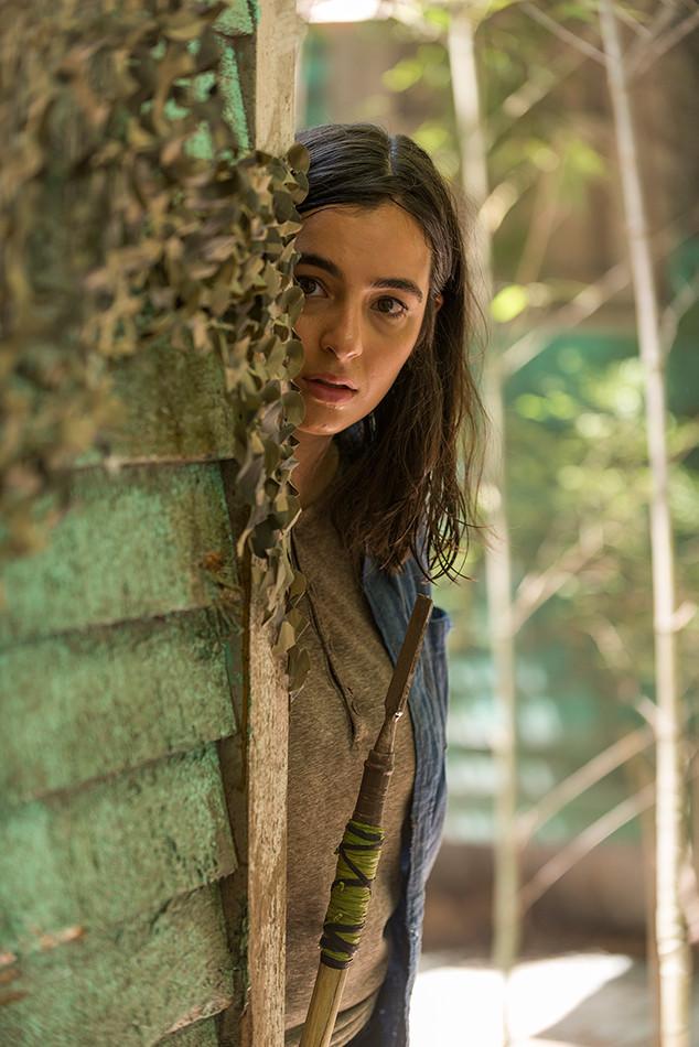 Alanna Masterson, The Walking Dead