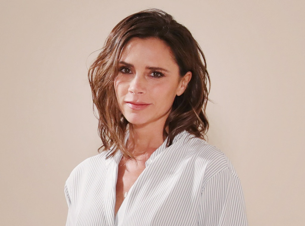 Tried Victoria Beckham's Solution to Hormonal Acne—Salmon Binges ... Victoria Beckham