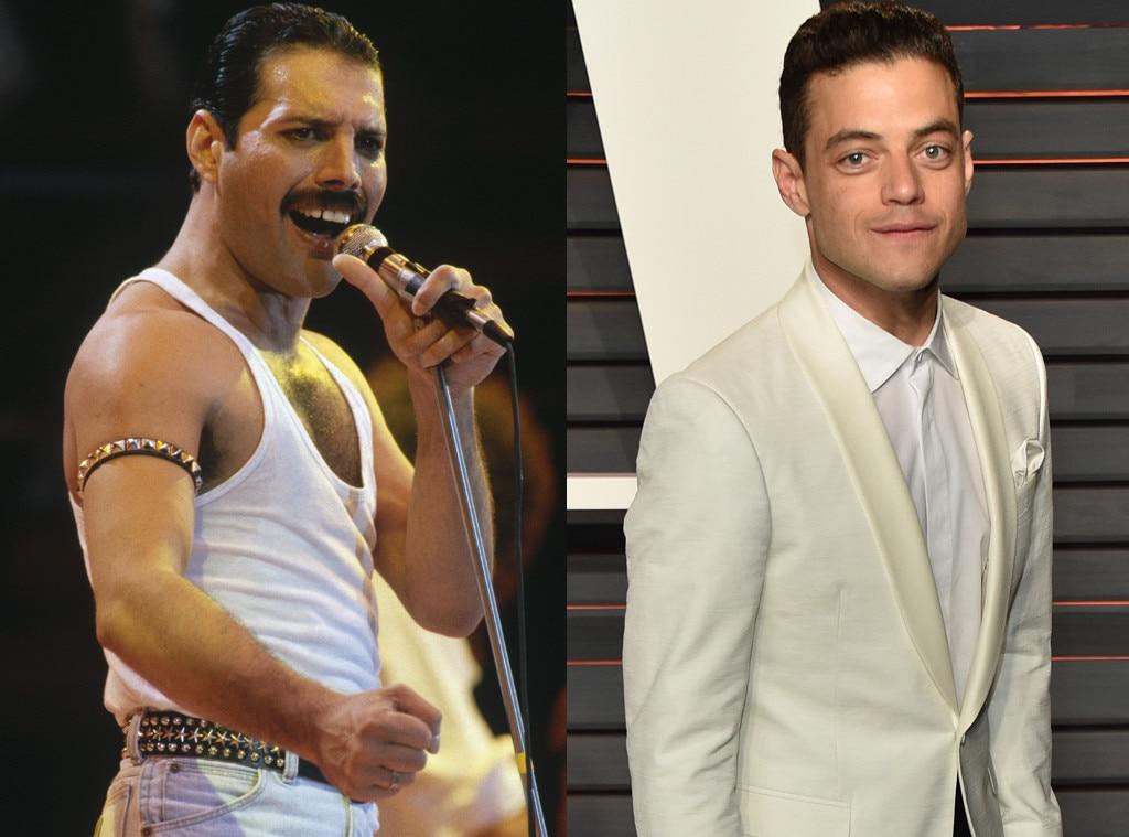 Rami Malek To Play Queen's Freddie Mercury In Upcoming Biopic