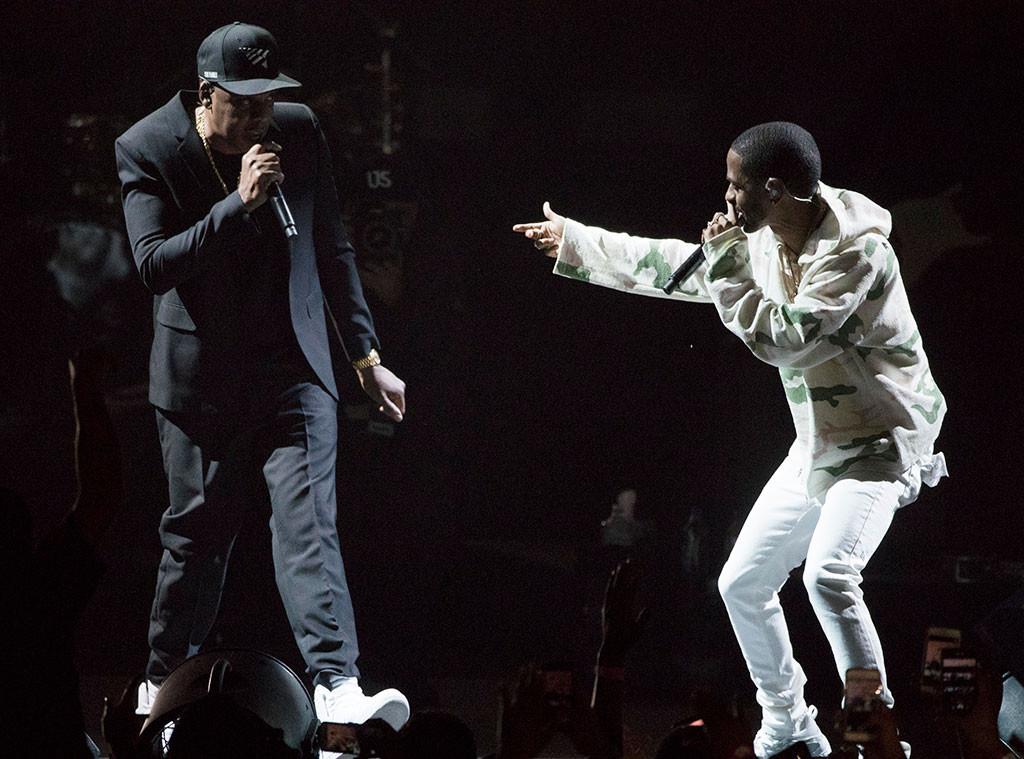 Jay Z, Big Sean, Hillary Clinton Campaign, Ohio