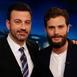Jimmy Kimmel, Jamie Dornan