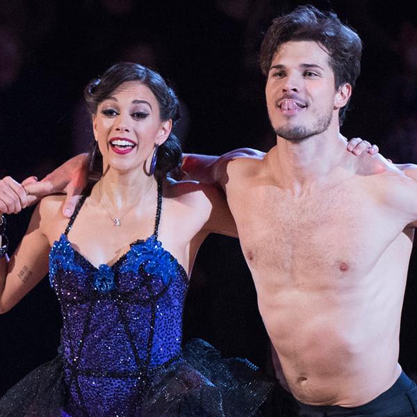 Jana Kramer's <i>Dancing With the Stars</I> Partner Gleb Savchenko Sidelined With Knee Injury</i>