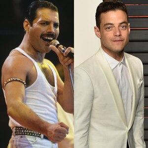 Freddie Mercury, Rami Malek