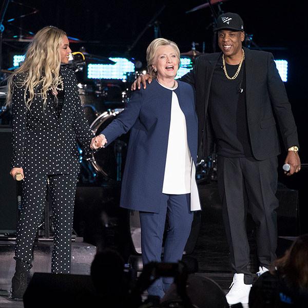 Beyonce, Hillary Clinton, Jay Z, Hillary Clinton Campaign, Ohio