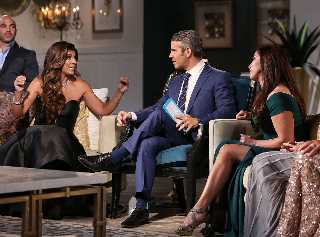Real Housewives New Jersey, Reunion, Teresa Giudice
