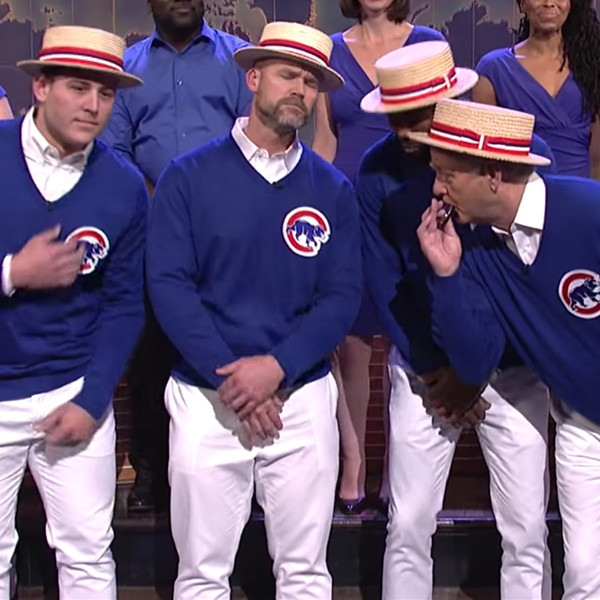 Cubs, Bill Murray, SNL
