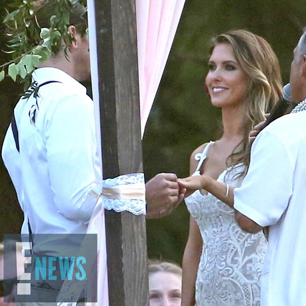 Audrina Patridge, Corey Bohan, Wedding, Exclusive