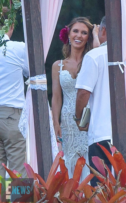 Audrina Patridge, Corey Bohan, Wedding, Exclusive