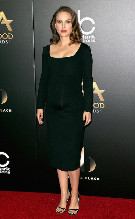 Natalie Portman, 2016 Hollywood Film Awards