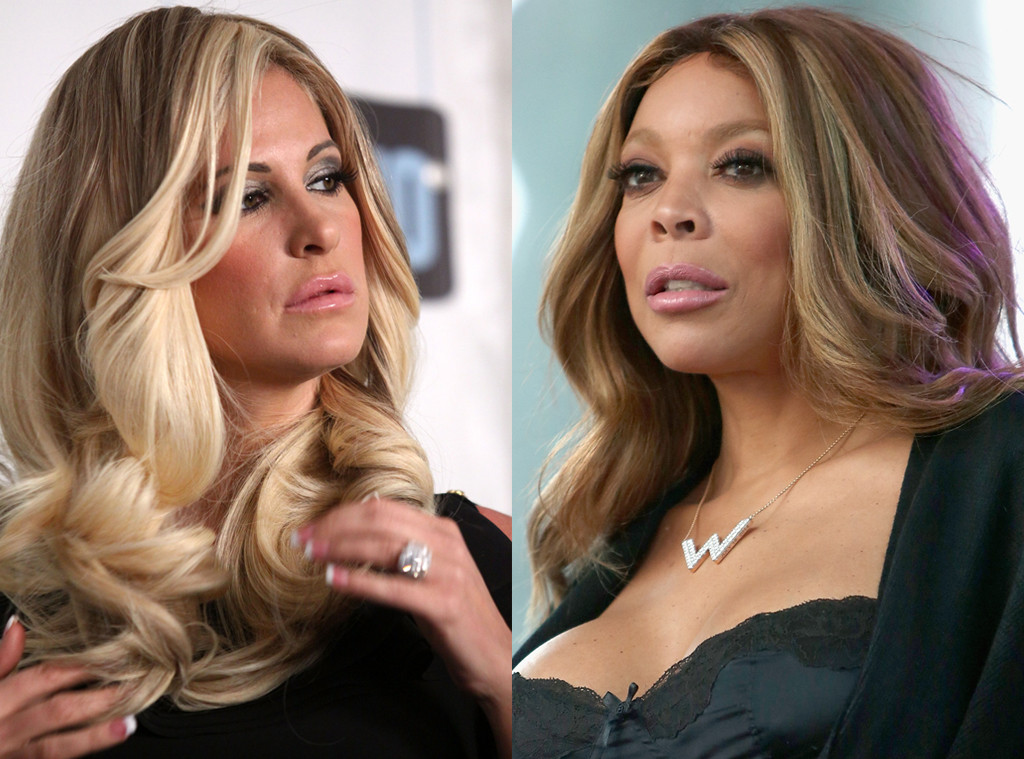 Wendy Williams, Kim Zolciak
