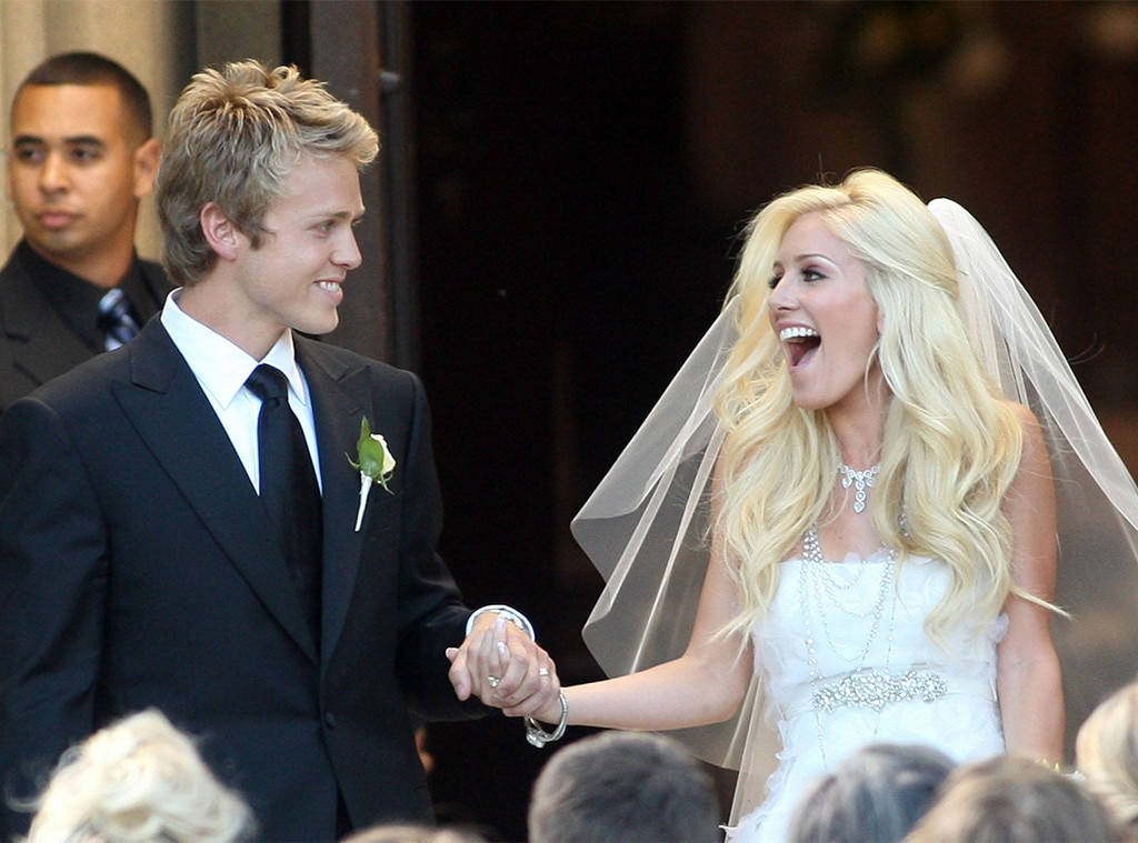 Spencer Pratt, Heidi Montag, Wedding