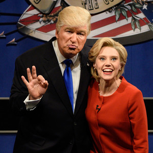 Saturday Night Live, SNL, Alec Baldwin, Kate McKinnon