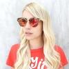 ESC: Emma Roberts, Sonix Sunglasses