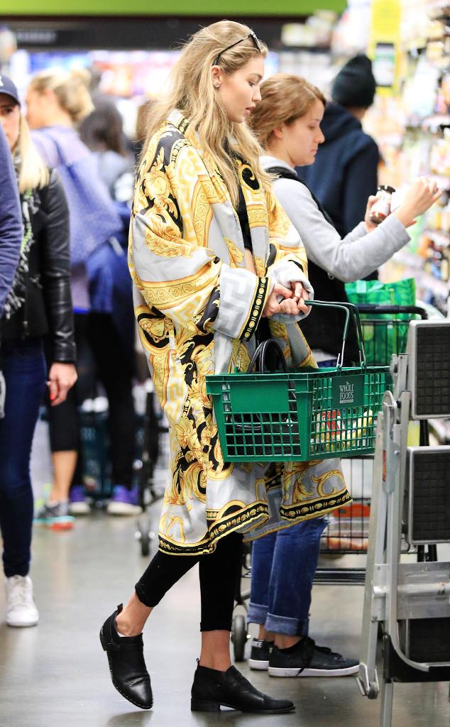 ESC: Whole Foods, Gigi Hadid