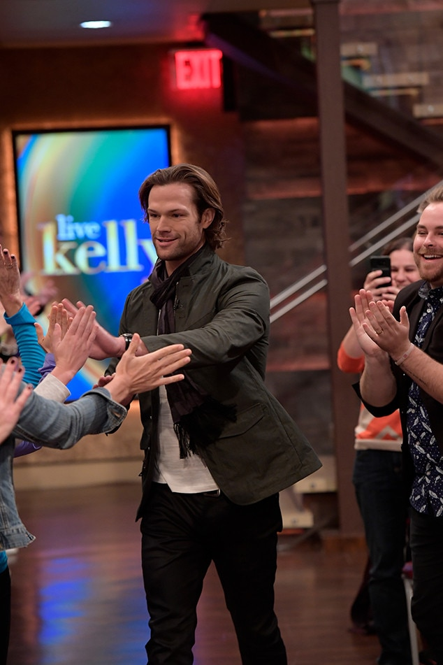 Jared Padalecki, Live! With Kelly