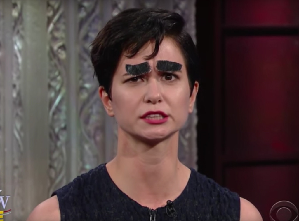Katherine Waterston, The Late Show