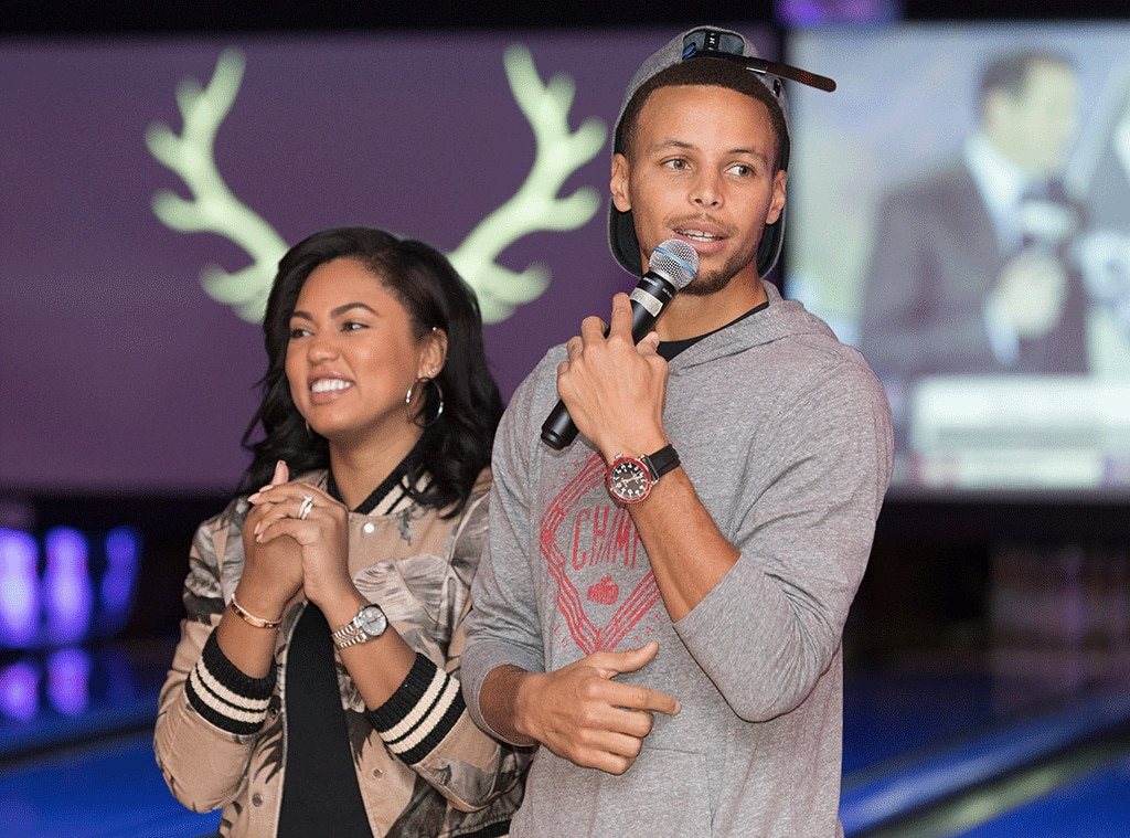 stephen curry  u0026 ayesha curry from celebrity couples we