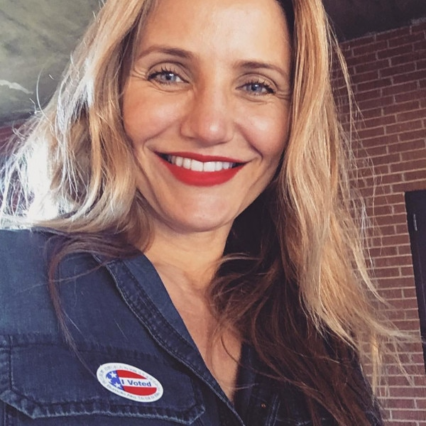 Celebs Who Voted
