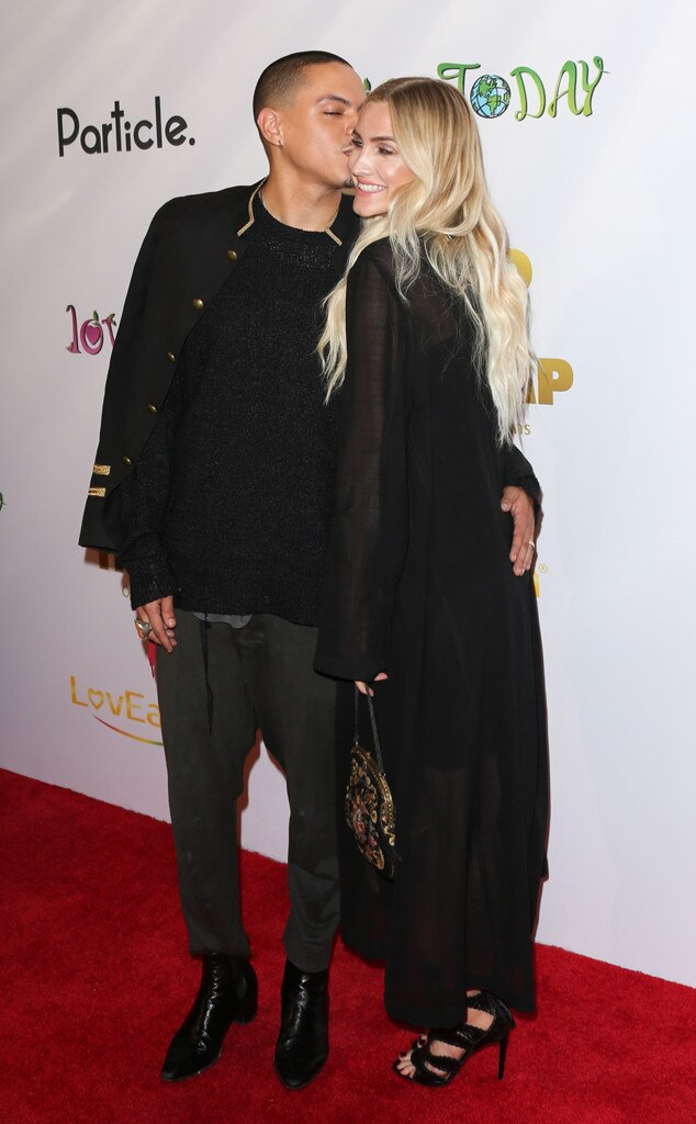 Ashlee Simpson, Evan Ross from The Big Picture: Today's ...