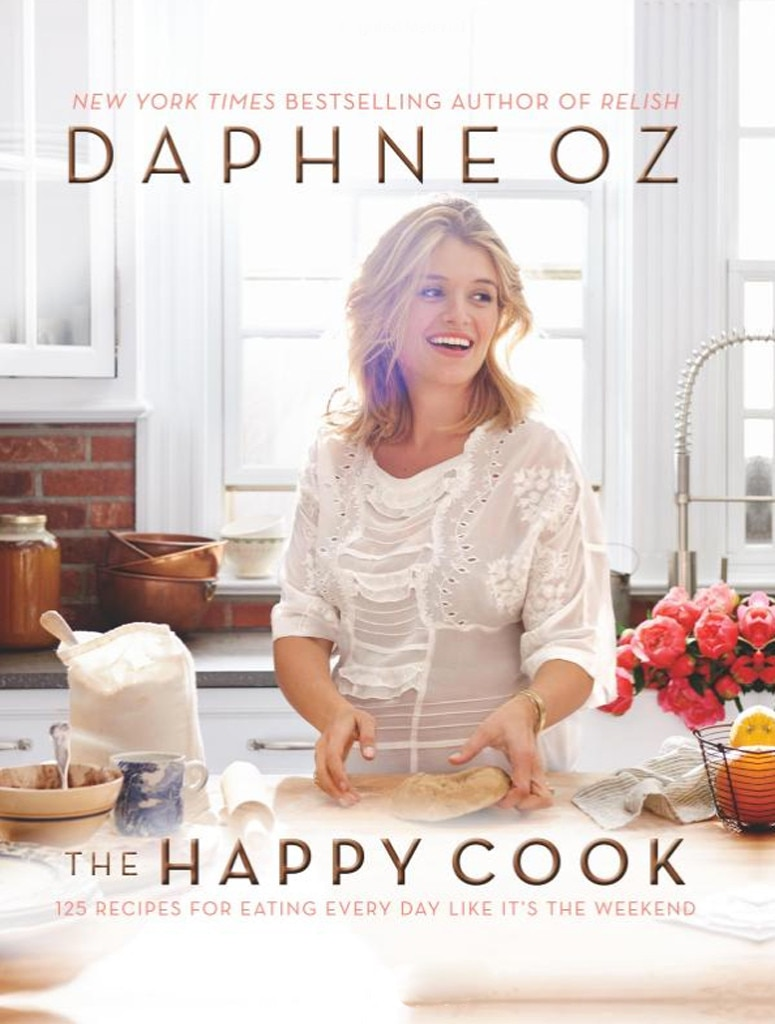 Daphne Oz, Celebrity Cookbooks