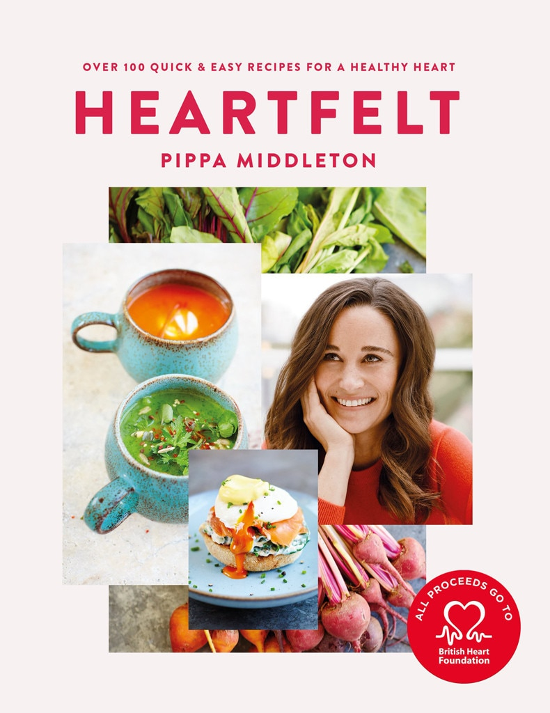 Pippa Middleton, Celebrity Cookbooks