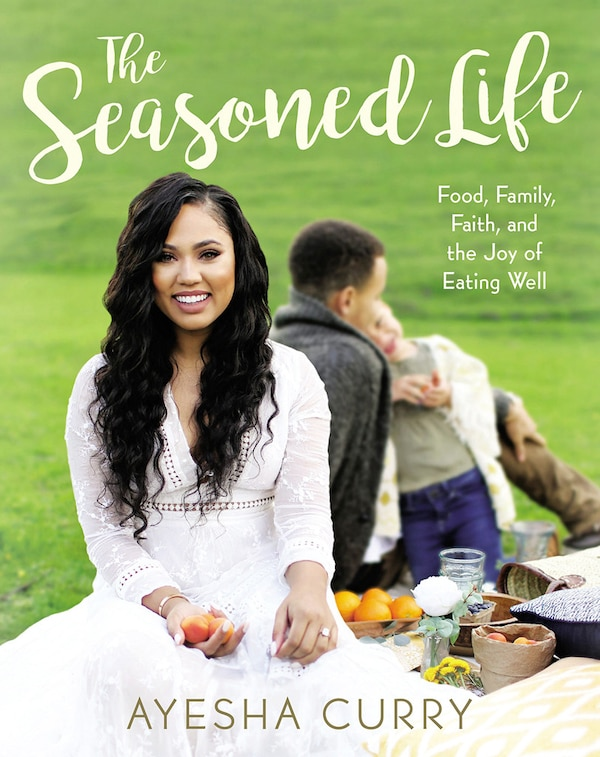 ayesha curry from celebrity cookbooks