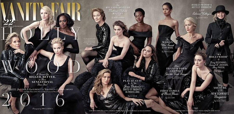 Vanity Fair, Hollywood Issue