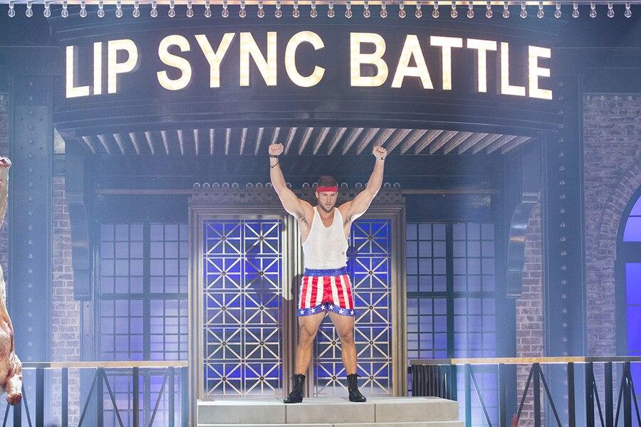 Tim Tebow, Lip Sync Battle